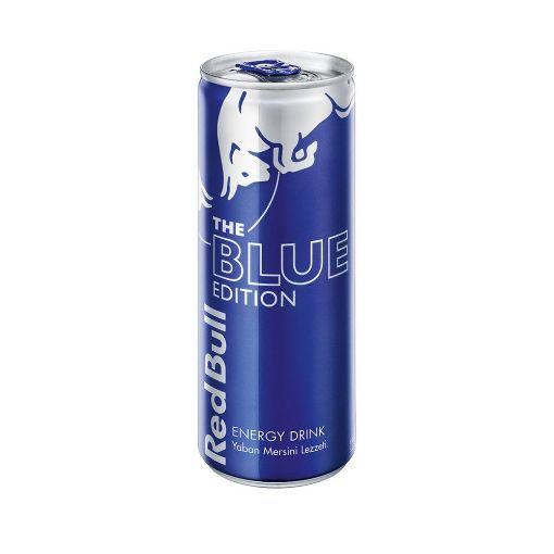 REDBULL 250 ML TNK BLUE EDITION resmi