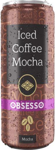 OBSESSO ICED COFFEE MOCHA 250ML resmi