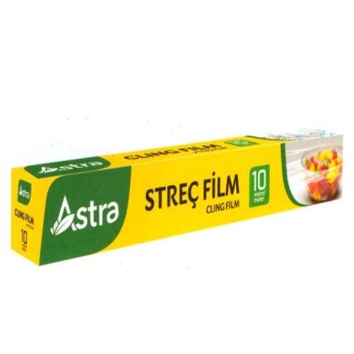 ASTRA STRECH FILM 10 MT resmi